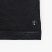 Logomark on black