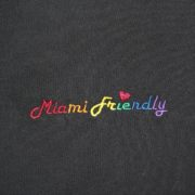 Miami Friendly black