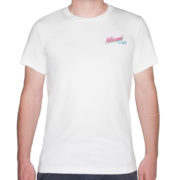 Miami VIBE white Unisex chest