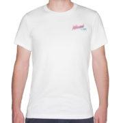 Miami VIBE white Unisex chest