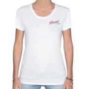 Miami VIBE white Woman chest