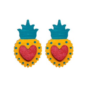 milagro studs Le Chic Miami Earrings