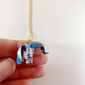 blue-purple-origami-elephant-gold-necklace
