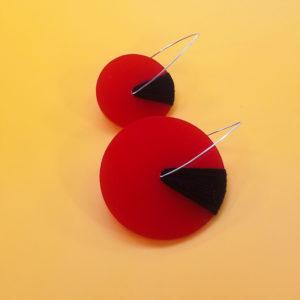 KINETIC Red-Black