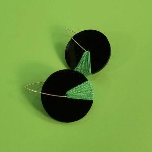 Kinetic Black- Green
