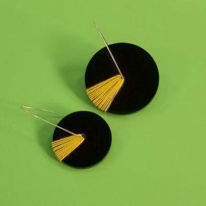 Kinetic Black- Yellow