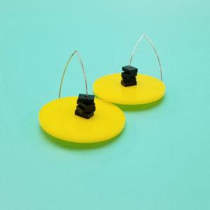 Saucer_ Yellow-Black 01